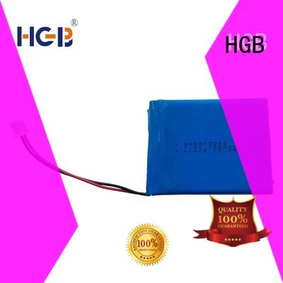 high voltage flat lithium polymer battery manufacturer for digital products