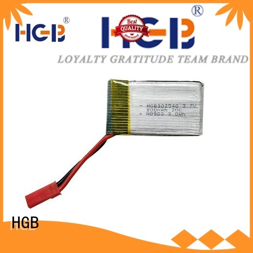 HGB car battery rc manufacturer for RC car