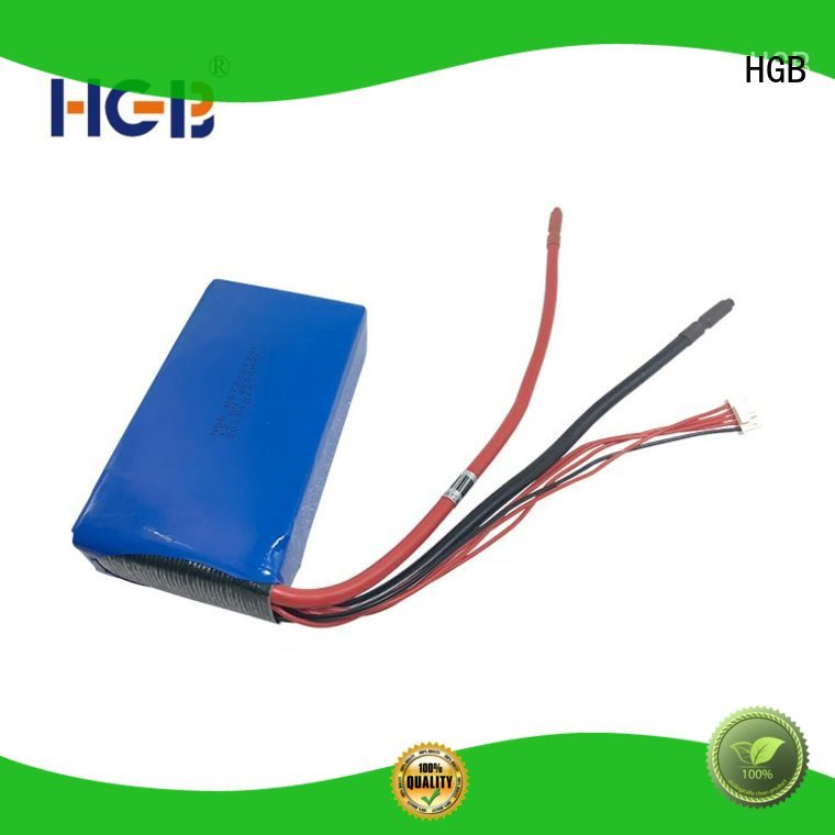 HGB light weight lifepo4 rc battery for power tool