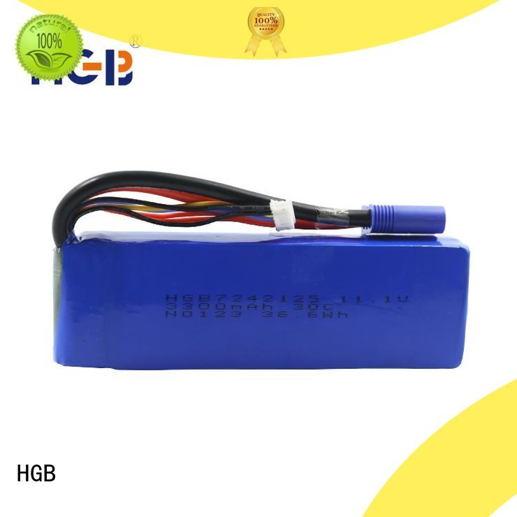 HGB high quality portable car battery pack supplier for motorcycles