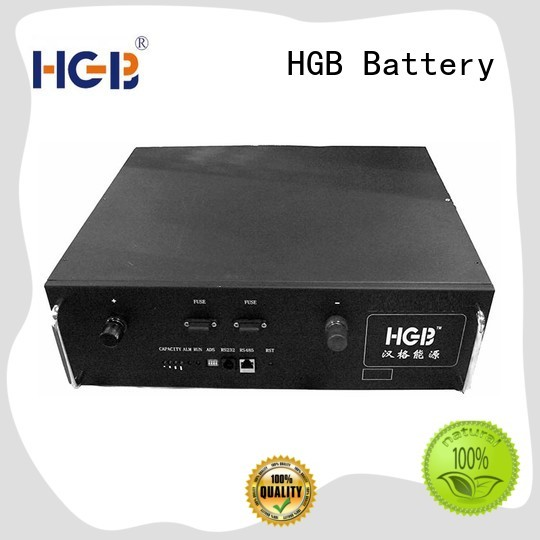 HGB durable base station battery customized for electric vehicles
