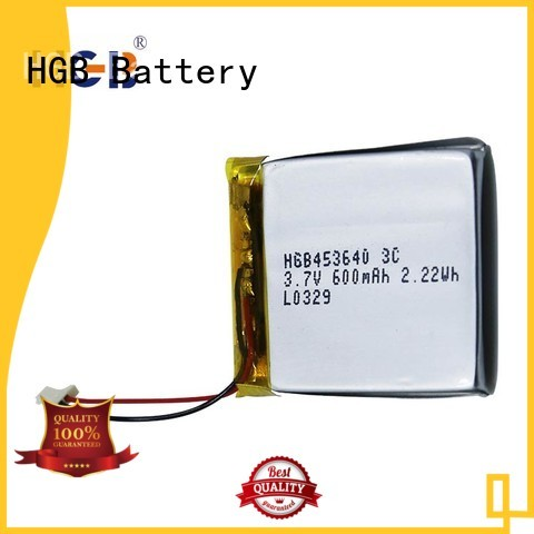 HGB flat cell lithium ion battery manufacturer for computers