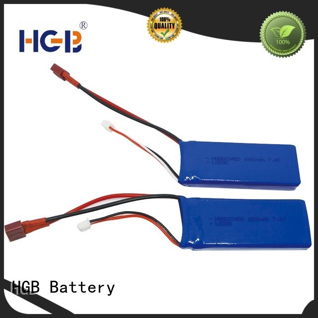 advanced rc helicopter battery manufacturer for RC quadcopters