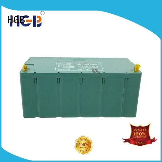 ev battery for tram HGB