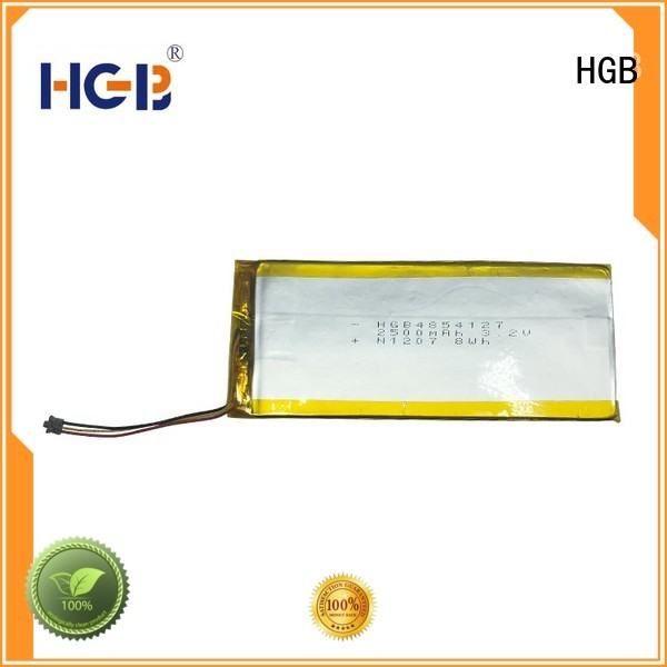reliable flat li ion battery supplier for mobile devices HGB