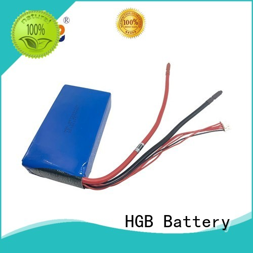 HGB lifepo4 battery supplier for RC hobby