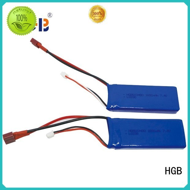 HGB rc helicopter battery wholesale for RC quadcopters