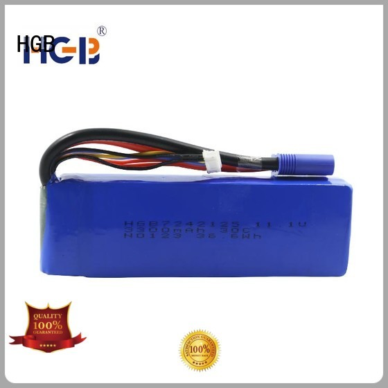 HGB practical lithium car starter battery directly sale for motorcycles
