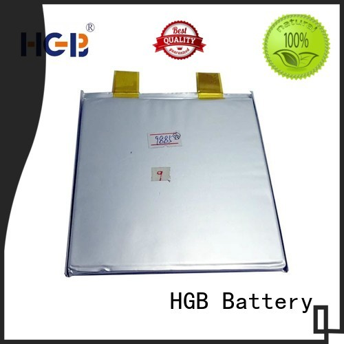 HGB low cost calb lifepo4 batteries supplier for RC hobby