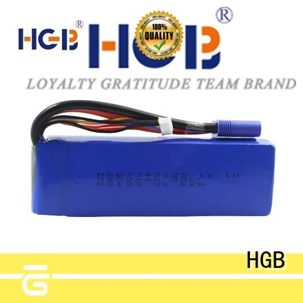 HGB car jump start battery pack directly sale for jump starter