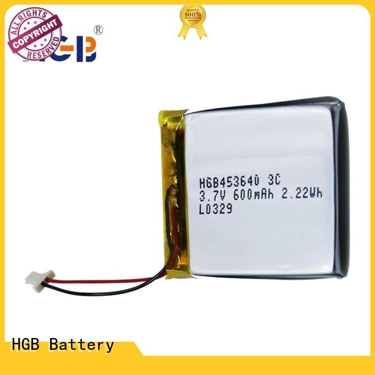 good quality rechargeable lithium polymer battery supplier for mobile devices