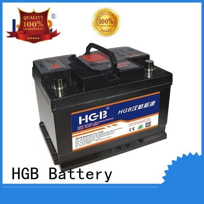 HGB convenient graphene battery pack customized for cars