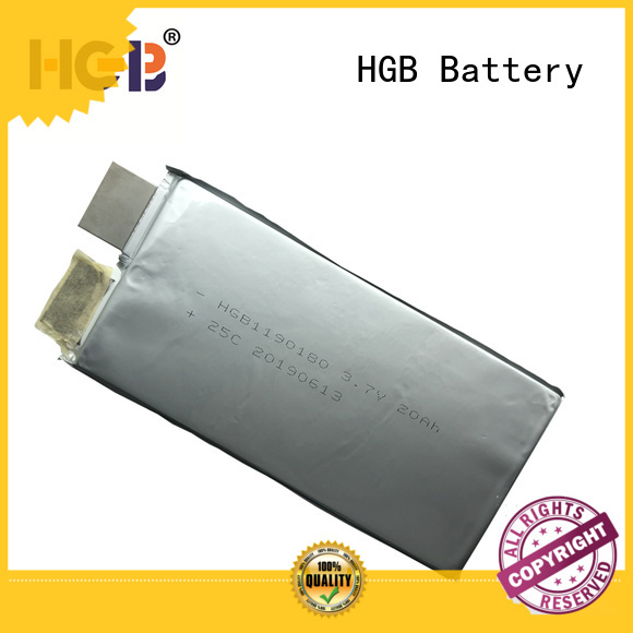 HGB professional -40℃ low temperature battery series for frigid zone