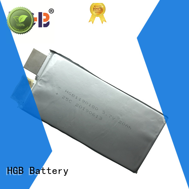-40℃ low temperature battery for military weapon HGB