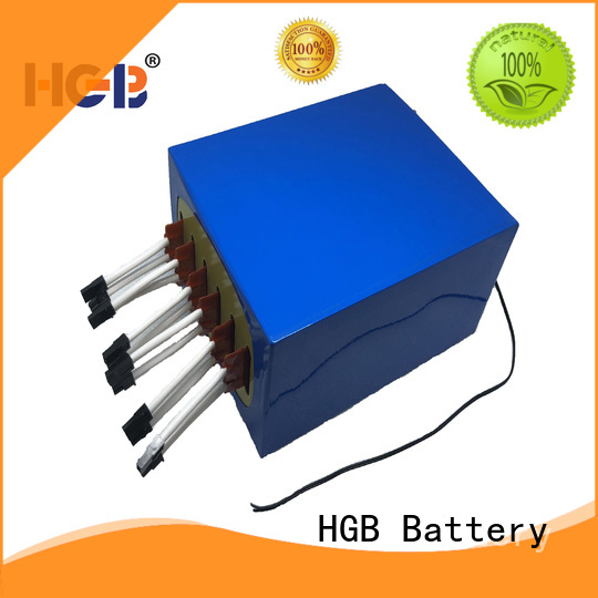 HGB reliable military battery supplier for military applications