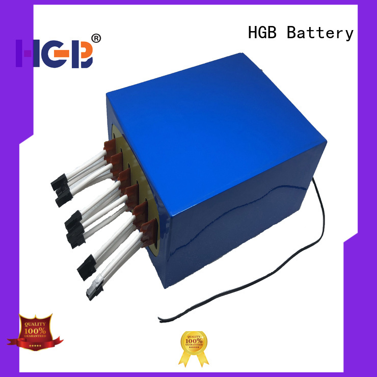 HGB military lithium ion batteries customized for military applications