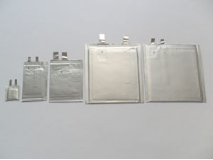 HGB ultra thin lithium ion battery series for portable sensors power cards-3