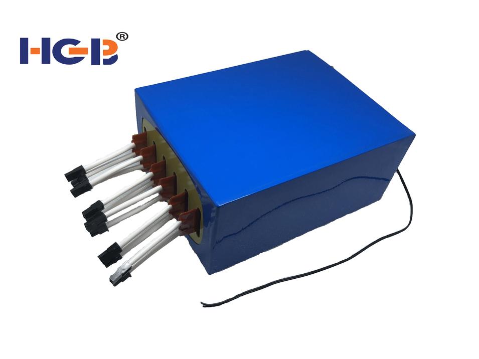 Military battery HGB1190185 25C 40Ah