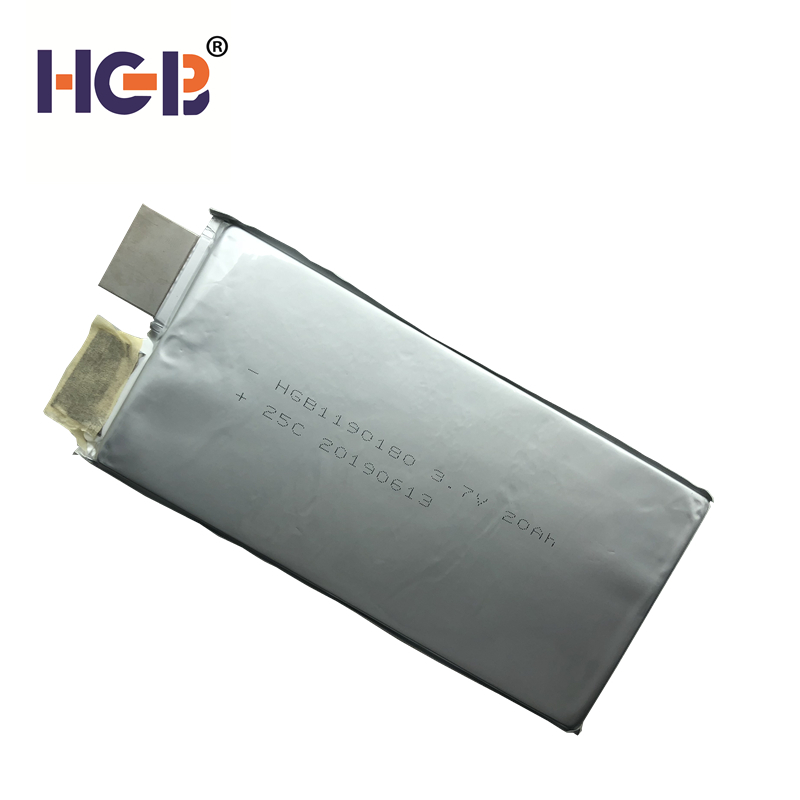 Low temperature battery HGB11090185 25C 20Ah