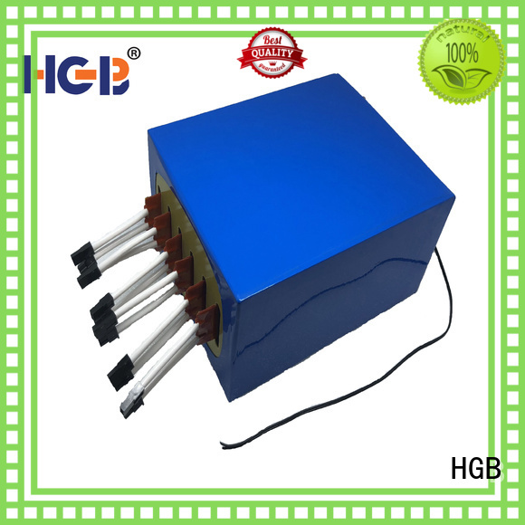 HGB lithium marine batteries supplier for encryption sets
