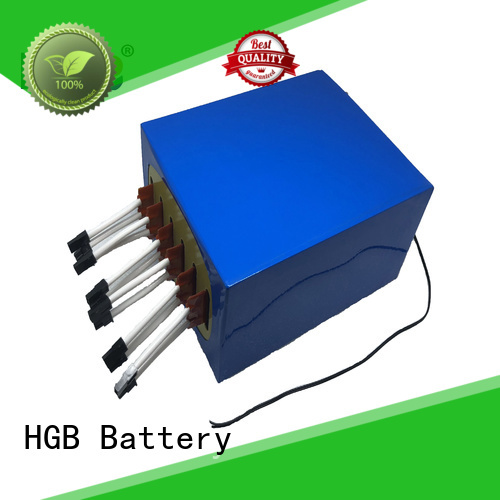 HGB professional military truck batteries customized for encryption sets