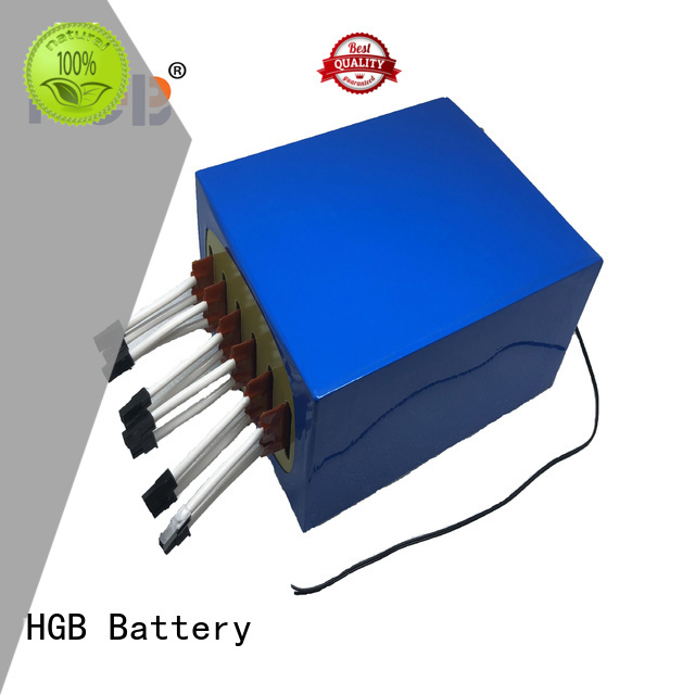 HGB long cycle life military lithium ion batteries customized for military applications
