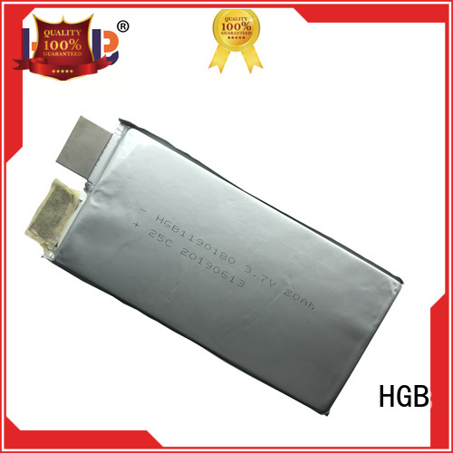 HGB quality -40℃ low temperature battery supplier for frigid zone