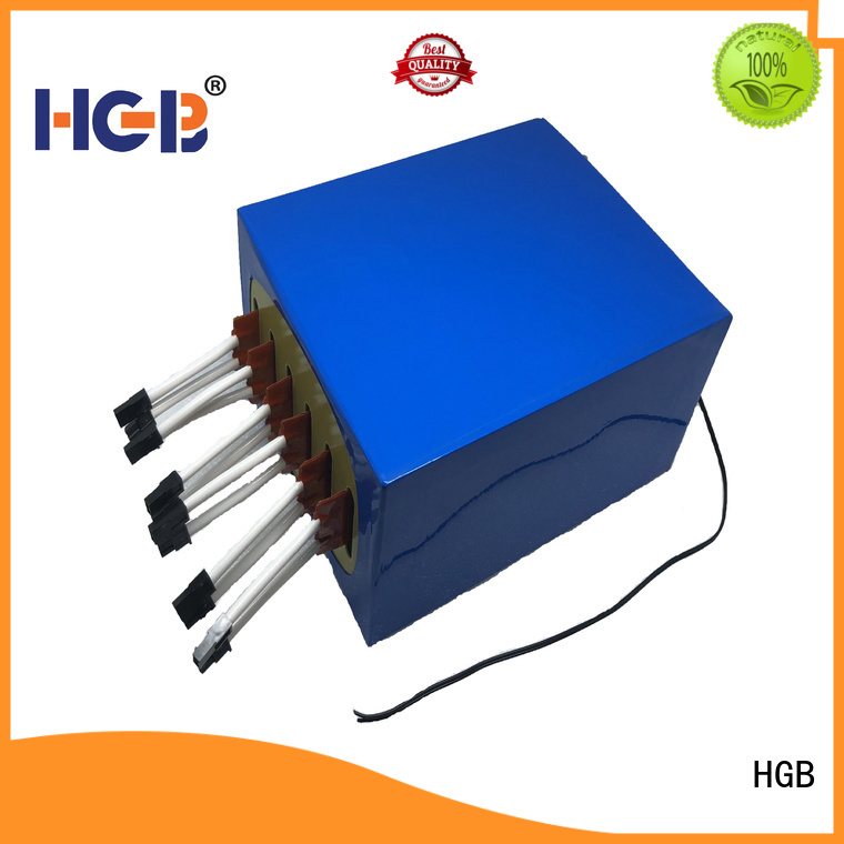 25C lithium marine batteries 40Ah for military applications HGB