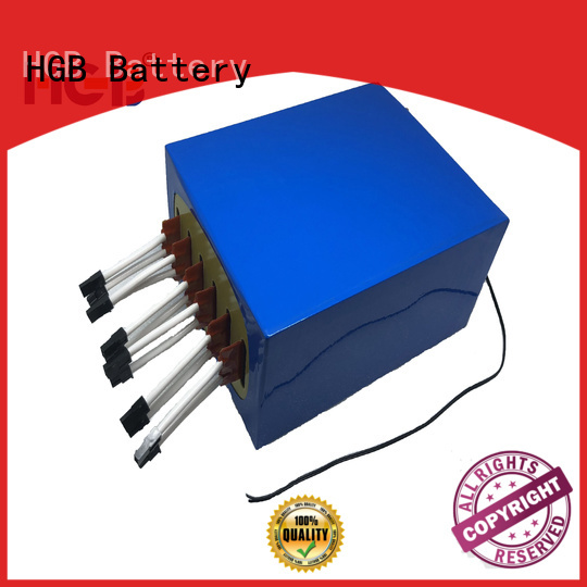 HGB military truck batteries customized for military applications