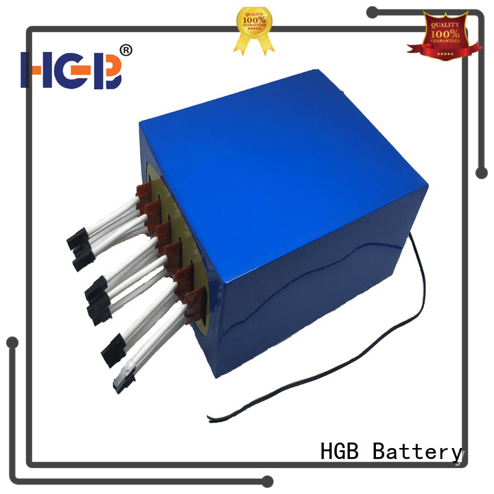 HGB long cycle life military battery supplier for military applications