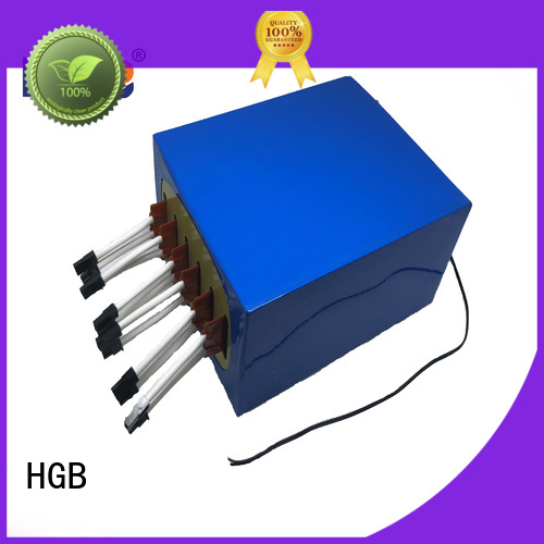 HGB long cycle life military vehicle battery series for military applications