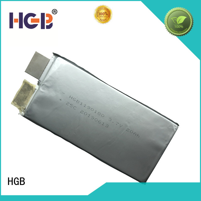 HGB professional low temperature rechargeable batteries series for frigid zone