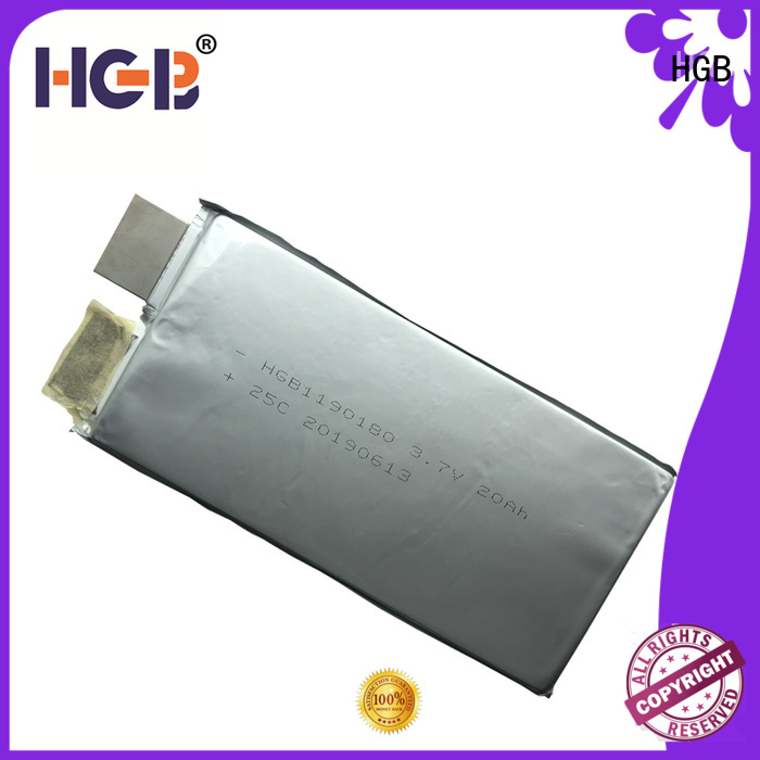 HGB durable -40℃ low temperature battery supplier for military weapon