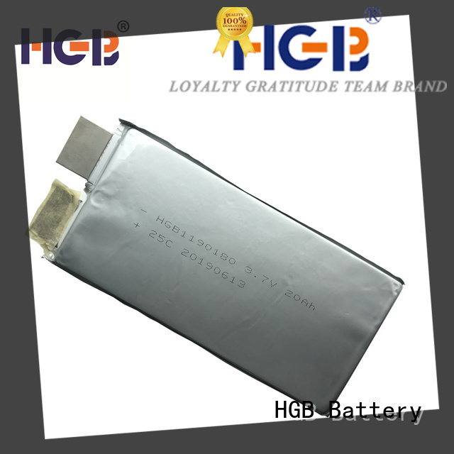 HGB practical -40℃ low temperature battery series for frigid zone