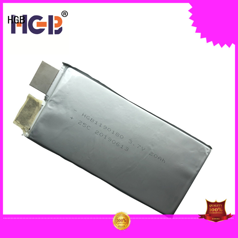 HGB low temperature lithium ion battery wholesale for public security