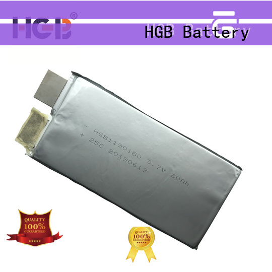 HGB durable -40℃ low temperature battery supplier for electric power telecommunication