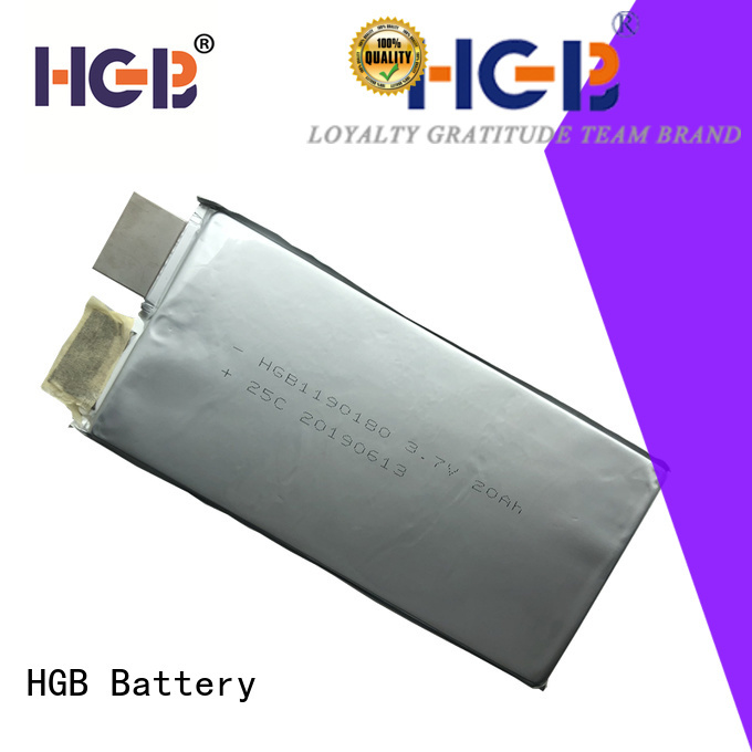 durable -40℃ low temperature battery customized for public security