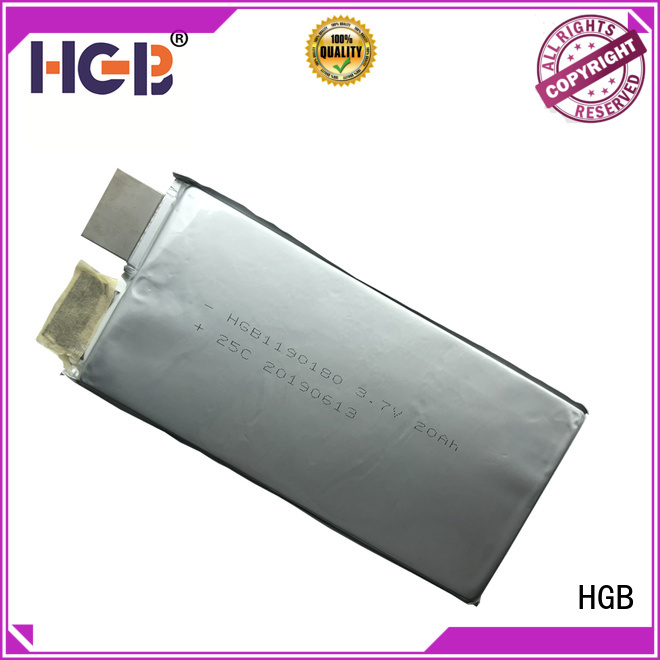 HGB quality low temperature lithium ion battery customized for public security